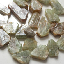 Chrysoberyl Crystals - Song of Stones