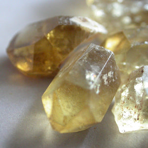Citrine Crystals from Namibia - Song of Stones
