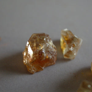 Citrine Crystal Bits - Song of Stones