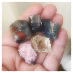 Crystals for Fasting