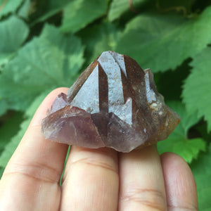 Faery Mountain Red Amethyst - Song of Stones