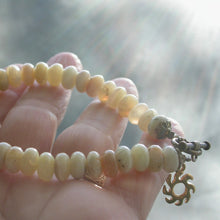 Soft Golden Opal Sunshine Bracelet