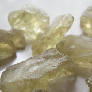 Natural Ouro Verde Metamorphosis Quartz - Song of Stones