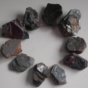 Hematite Crystal Flowers - Song of Stones