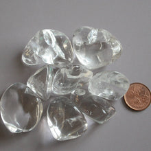 Hand Polished Russian Ice Quartz - Song of Stones