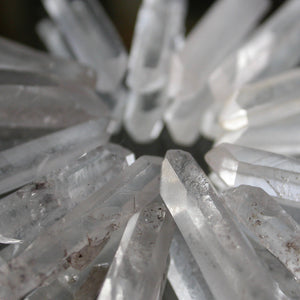 Quartz Crystals from Japan - Song of Stones