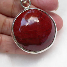 Red Jasper Power Pendant - Song of Stones
