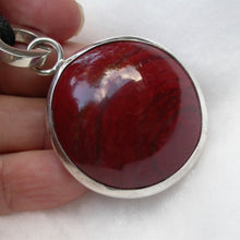 Red Jasper Power Pendant