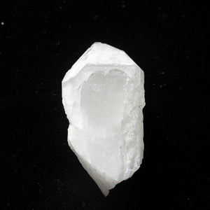 White Isis Clay Crystal - Song of Stones