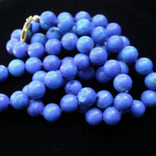 Lapis Necklace - Song of Stones