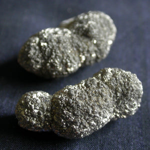 Marcasite Fossil Cocoons - Song of Stones