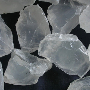 Metamorphosis Quartz Raw Crystal Pieces - Song of Stones