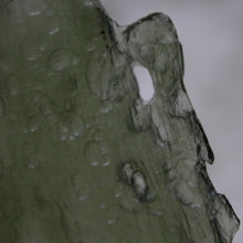 Load image into Gallery viewer, Moldavite Shield - Song of Stones