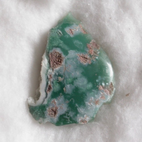 Mtrolite Emerald Chalcedony - Song of Stones