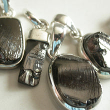 Noble Shungite Pendants - Song of Stones