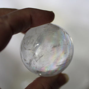 Optical Calcite Crystal Spheres - Song of Stones