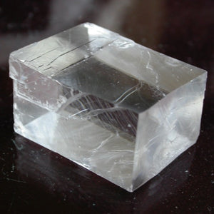 Optical Calcite Crystals - Song of Stones