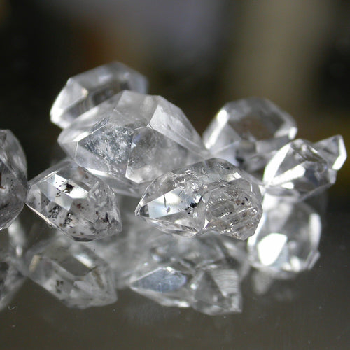 Herkimer Diamonds from Pakistan - Song of Stones