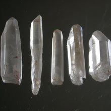 Load image into Gallery viewer, Quartz Crystals from Pakistan - Song of Stones