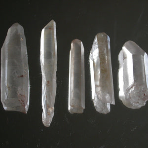 Quartz Crystals from Pakistan - Song of Stones