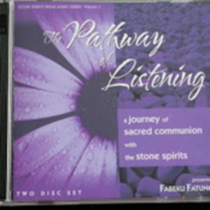 Pathway of Listening CD - Song of Stones