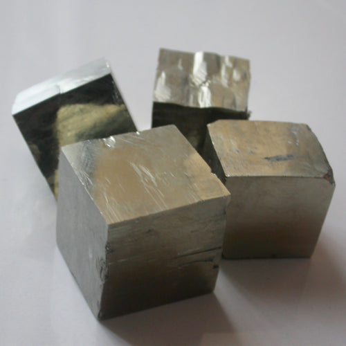 Pyrite Cubes - Song of Stones