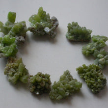 Pyromorphite Crystal Clusters - Song of Stones