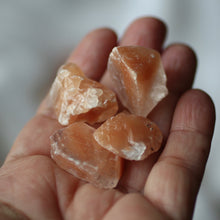 Load image into Gallery viewer, Red Calcite - Song of Stones