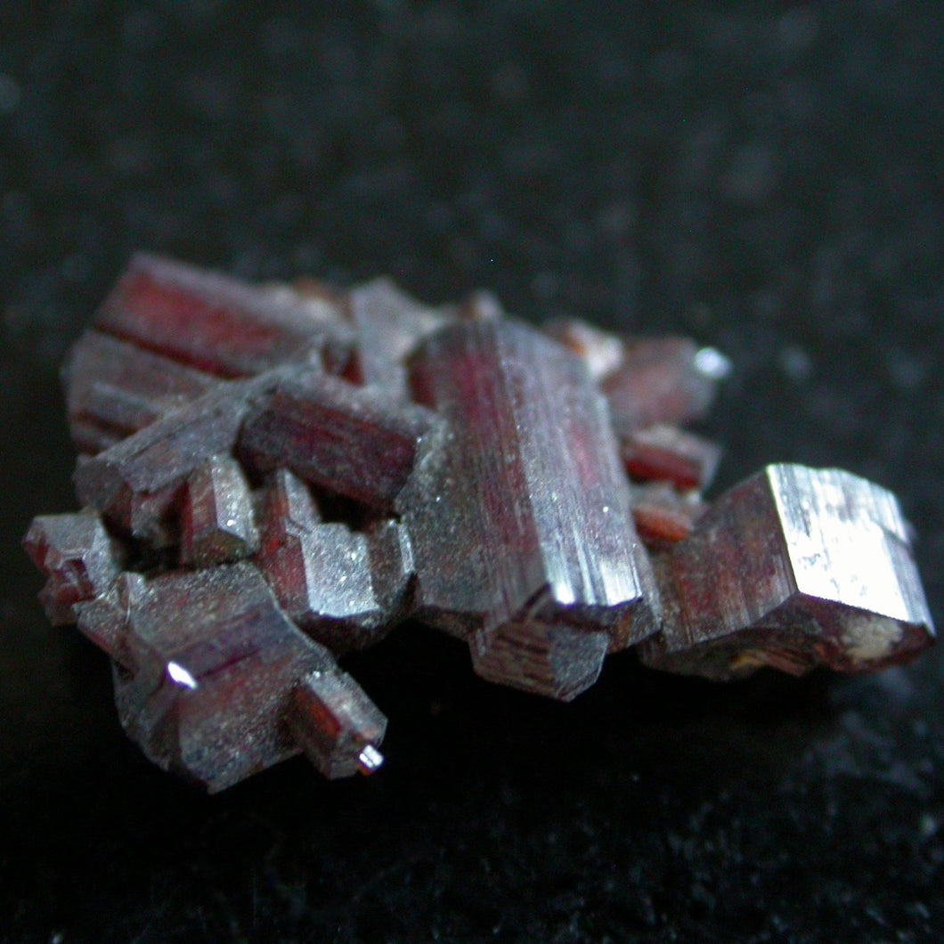 Rutile Crystals - Song of Stones