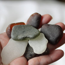 Load image into Gallery viewer, Sea Glass Harmony - Song of Stones