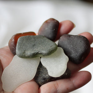 Sea Glass Harmony - Song of Stones