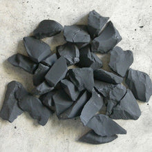 Raw Natural Shungite grids