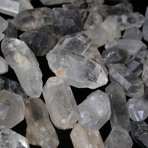 Tibetan Quartz Crystals - Song of Stones