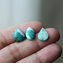 Load image into Gallery viewer, Tibetan Turquoise Tears - Song of Stones