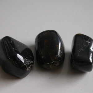 Dravite Earth Angel Crystal Tumbles - Song of Stones