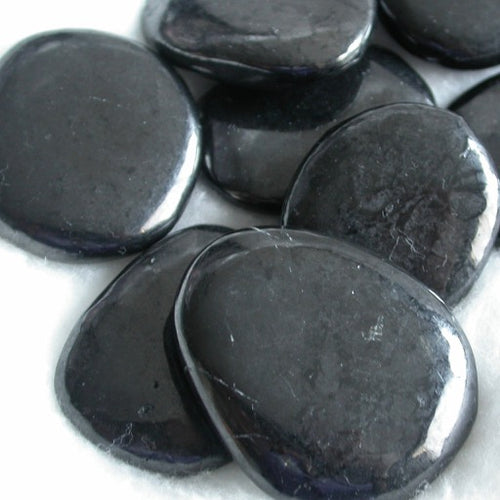 Shungite Palm Stones - Song of Stones