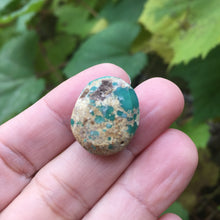Load image into Gallery viewer, Turquoise Earth Stone - Song of Stones