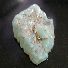 Load image into Gallery viewer, Turquoise Phantom Quartz Crystal 061501 - Song of Stones