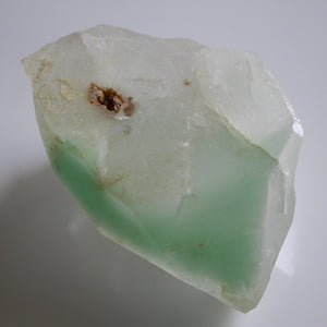 Turquoise Phantom Quartz Crystal - Song of Stones