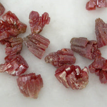 Vanadinite Crystals - Song of Stones