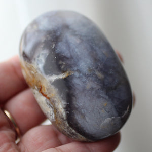 Violet Agate - Song of Stones