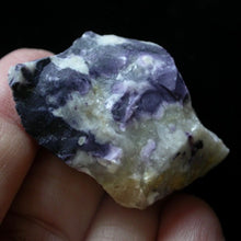Load image into Gallery viewer, Violet Flame Opal - Song of Stones
