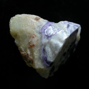 Violet Flame Opal - Song of Stones