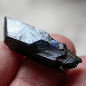 Vivianite Crystals - Song of Stones
