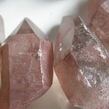 Load image into Gallery viewer, Royal Red Quartz Crystals - Song of Stones