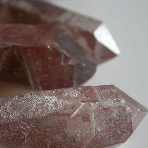 Royal Red Quartz Crystals - Song of Stones