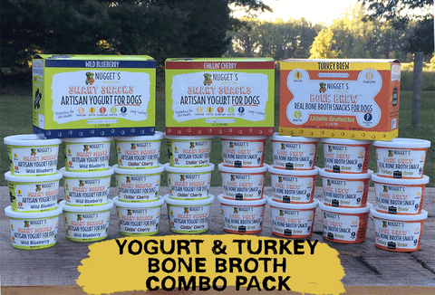Yogurt + Turkey Bone Broth