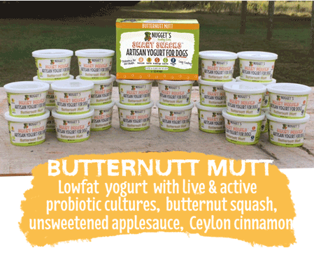 Butternutt Mutt Yogurt