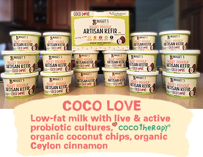 Coco Love Coconut Kefir