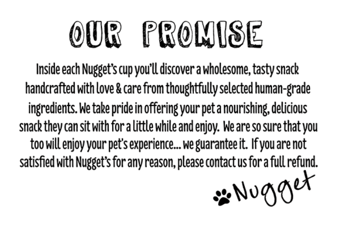 Nugget's Promise